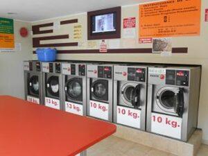 Lavandería de autoservicio o self-service, muchos negocios rentables