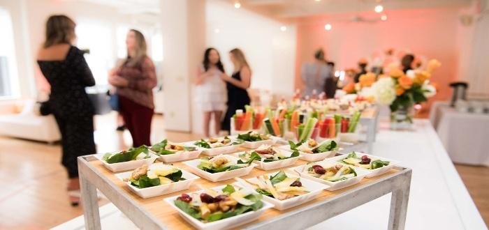 crea un negocio de catering desde casa
