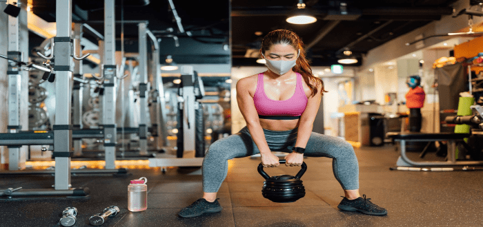 Servicios de pesas y maquinarias son lo ideal para abrir un gimnasio