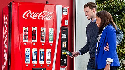 tipo de pago máquinas expendedoras