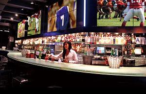 Bares deportivos negocio
