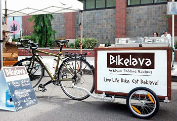 Negocios rentables: food bike