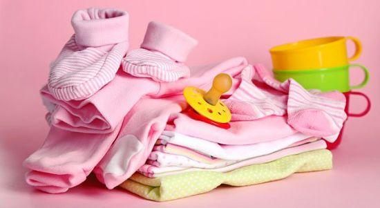 revender ropa de bebé