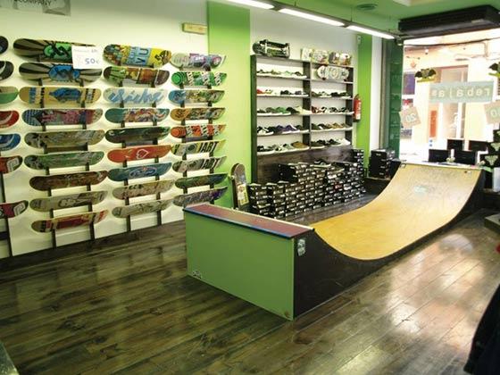 Cómo abrir una tienda de skates