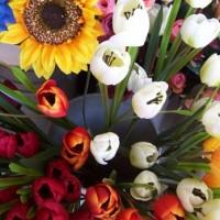 Cómo abrir una tienda de flores artificiales