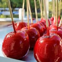 Cómo vender manzanas de caramelo o caramelizadas