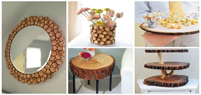 Artesanías para vender en madera