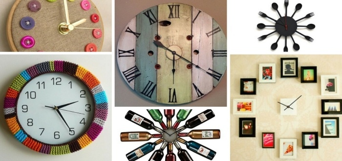 Relojes personalizados como artesanías para vender