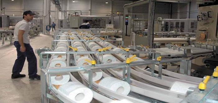 Cómo crear una fábrica de papel higiénico