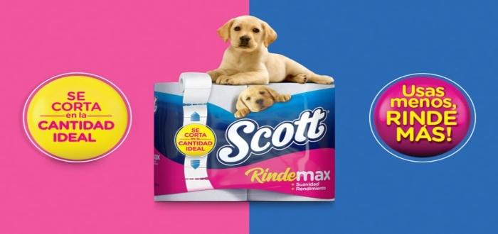 Publicidad de papel higiénico
