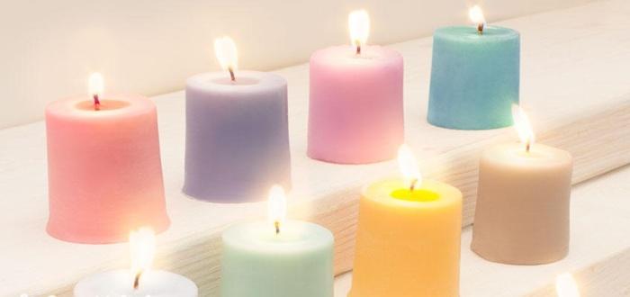 Crea velas en tus artesanías para vender