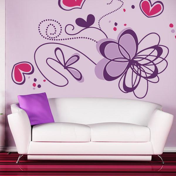 C mo montar una tienda de pegatinas o adhesivos de pared for Pegatinas vinilo pared