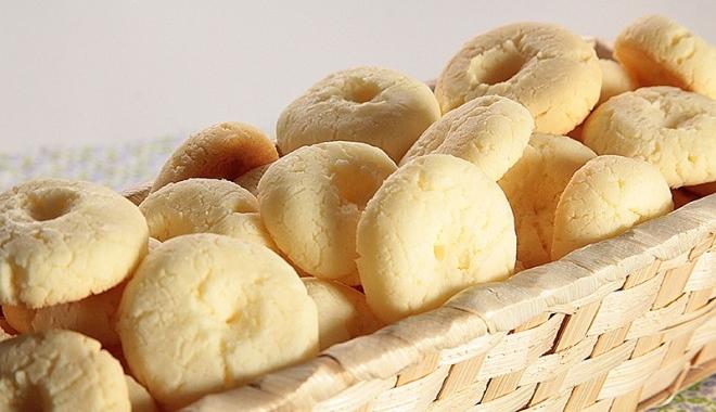 La fabricación de galletas hechas en casa con una baja inversión