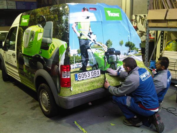 Cómo montar un negocio de personalización de vehículos