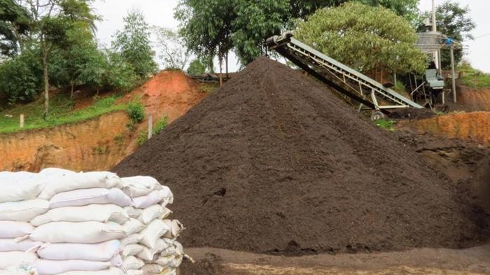 Cómo montar una fábrica de fertilizantes o abono orgánico