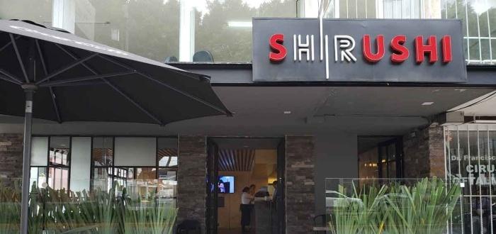 Shirushi franquicia de comida japonesa