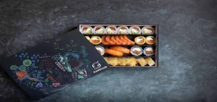Franquicias de comida japonesa con Sushi Club