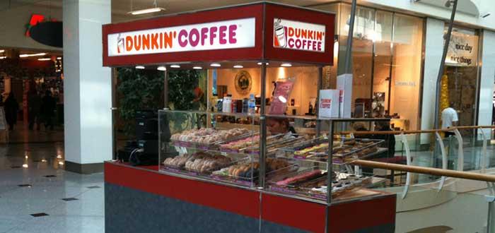 Dunkin' Coffee - Franquicia córner