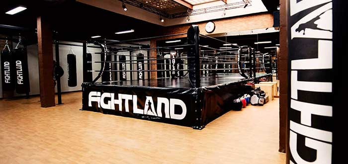 Fightland - Franquicias en Madrid