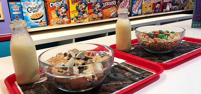Cereal House franquicia