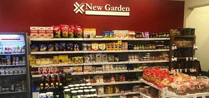 Franquicia New Garden