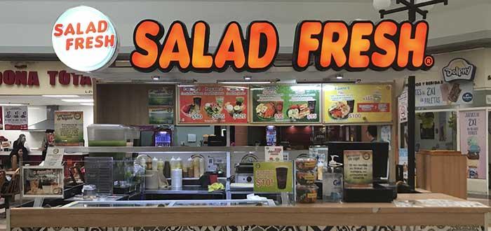 Franquicia Salad Fresh