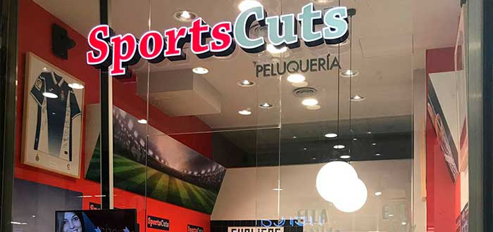 Franquicia SportsCuts peluquería