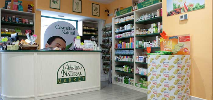 La Ventana Natural - Franquicias de productos naturales