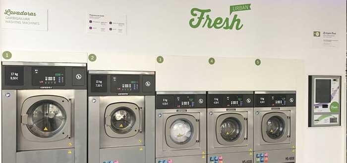 Fresh Laundry franquicia