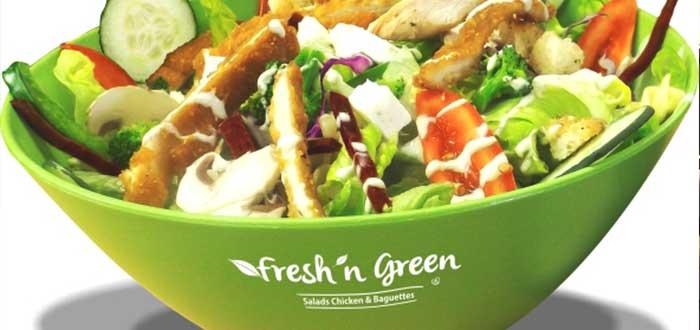 Fresh'n Green franquicia