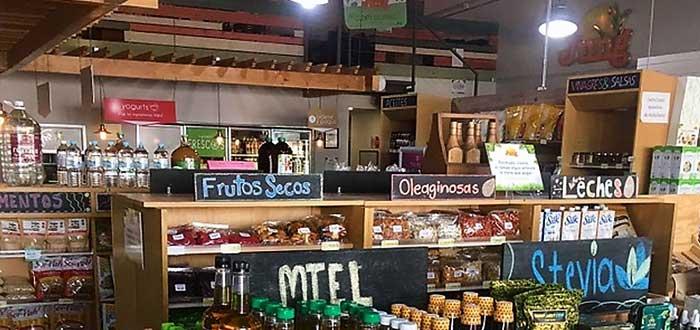 Jung Real Food - Franquicias veganas en México