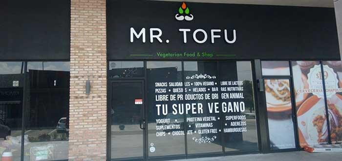 Mr. Tofu franquicia vegana México