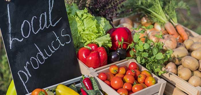 Pasos para tienda orgánica
