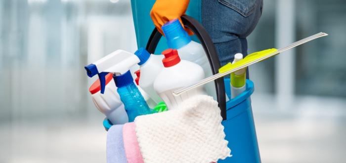 Puedes montar una empresa de limpieza con muy pocos recursos