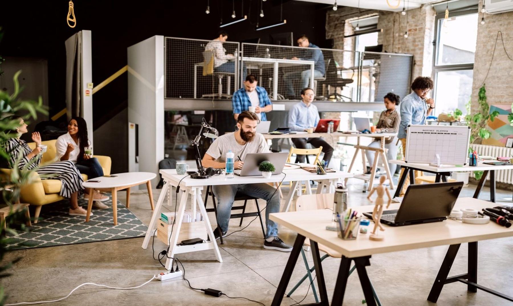 ¿Cómo montar un coworking?