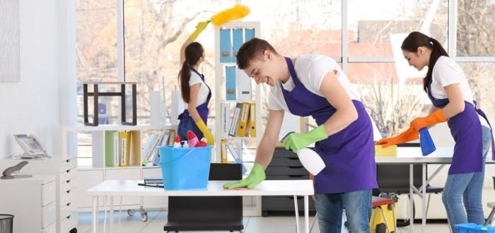 Diseña tu modelo de negocio para montar un empresa de limpieza