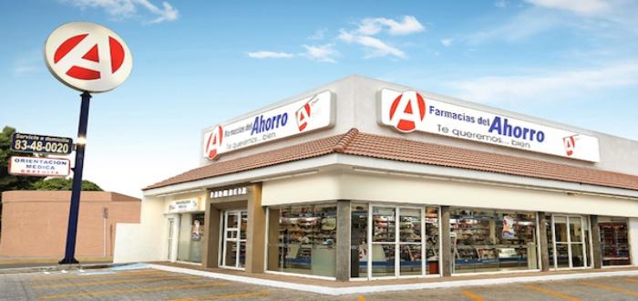 Franquicias farmacias del ahorro