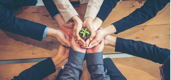montar un coworking con iniciativas verdes