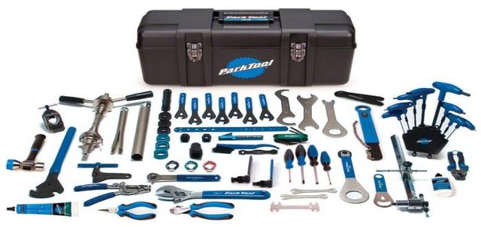 Lista de herramientas para iniciar un taller de bicicletas