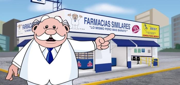 Las franquicias de Farmacias Similares son una excelente opción para emprender tu propio negocio.
