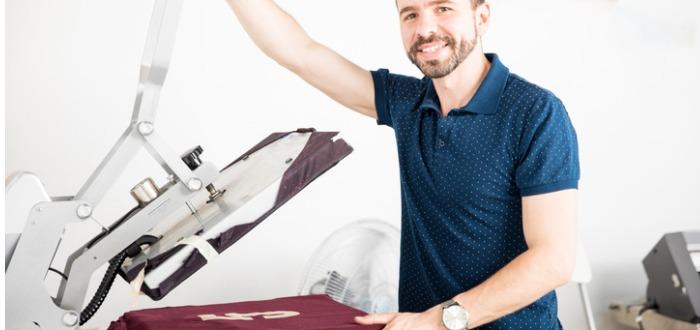 Una de las ideas de negocio para diseñadores gráficos es el estampado textil