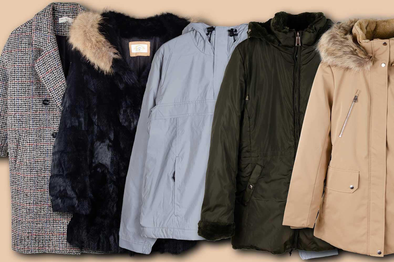 Los abrigos son tu producto ideal para iniciar u negocio de ropa usada