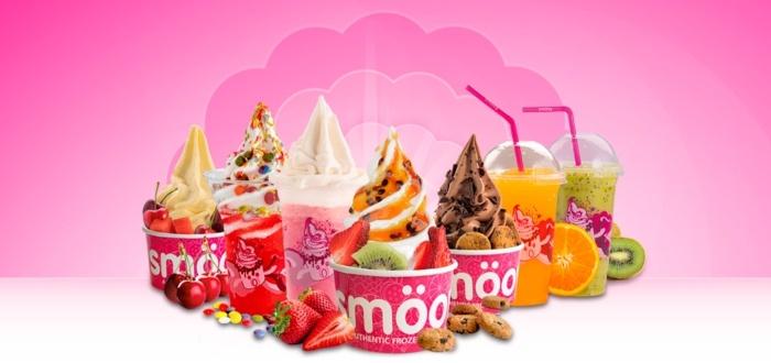 Franquicias de helados Smooy