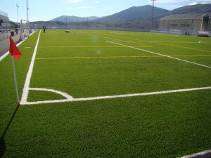Alquiler de un campo de fútbol, muchos negocios rentables