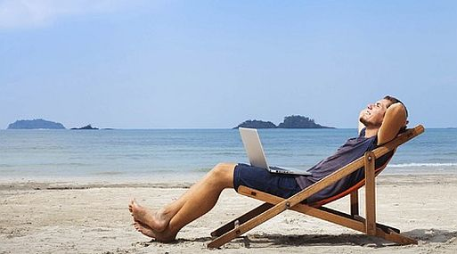 Cómo trabajar mientras se viaja
