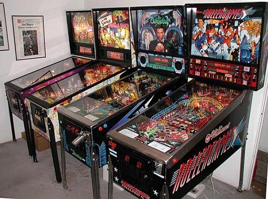 Abrir un negocio de alquiler de máquinas de pinball