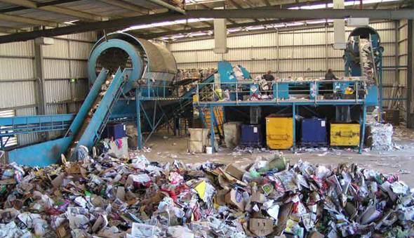 Cómo abrir un negocio de reciclaje