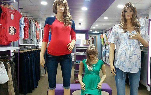 Cómo abrir una tienda de ropa para embarazadas