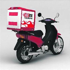 Delivery de alimentos