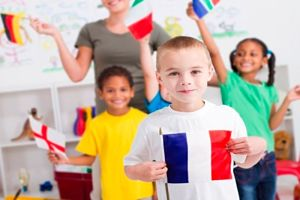 Escuela de Idiomas para Niños y Jóvenes